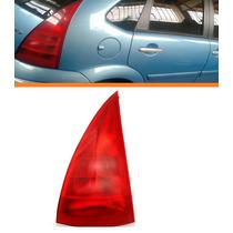 Lanterna Traseira C3 03 04 05 06 07 Serve Até 12 Vermelha Ld