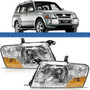 Farol Mitsubishi Pajero Full 2007 2006 2005 2004 2003