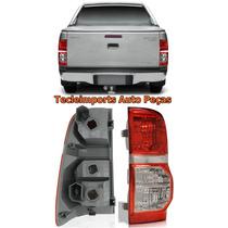 Lanterna Traseira Toyota Hilux Srv 2012 2013 Depo Novo L / D