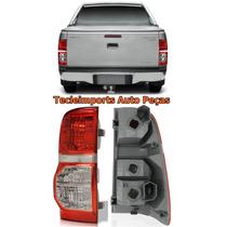 Lanterna Traseira Toyota Hilux Srv 2012 2013 Depo Novo L / E