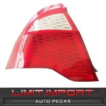 Lanterna Ford Fusion Lado Esquerdo 2010 2011 2012 2013