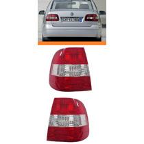Lanterna Polo Sedan 2003 2004 2005 2006 Par Nova