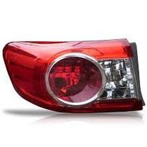 Lanterna Corolla Gli 2012 2013 Canto Original Esquerdo