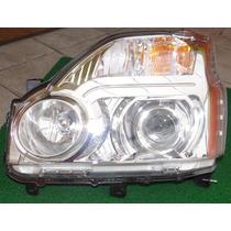 Farol Nissan X-trail 2007/2012 Compl. Esq. Bi Xenon