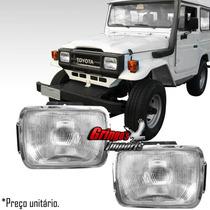 Farol Toyota Bandeirante 1989 Até 2010