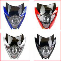 Farol Universal Streetfighter 2 Para Moto