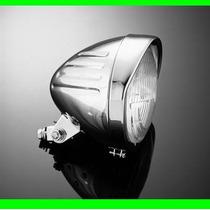 Farol Ribbed Importado-harley/custom/chopper/triciclo/drag