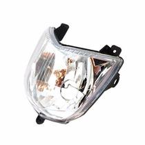 Bloco Óptico (farol) Yamaha Xtz250 Lander S/ Lâmpada - Dix