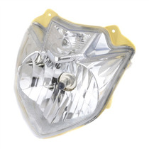 Bloco Óptico (farol) Cristal Yamaha Fazer 250 2011 Em Diante