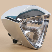 Farol Snake Chrome - Custom Harley/chopper/bobber/drag Star