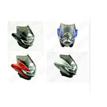 Farol Esportivo Universal P/ Moto Streetfighter Frete Gratis