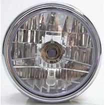 Farol Completo C/lampada Keisi Yes 125