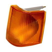 Lanterna Ou Pisca Dianteiro Esquerdo Cor Ambar Opala 88 92
