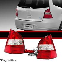 Lanterna Traseira Nissan Livina Grand Livina Lado Esquerdo
