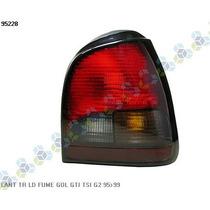 Lanterna Traseira Direita Fume Gol Gti 95/99 - Ht