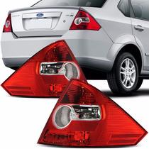 Lanterna Traseira Fiesta Sedan 2003 2004 2005 06 07 08 09 10