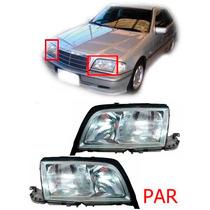 Par Farol Mercedes C180 C240 C280 Ano 1997 1998 1999 2000