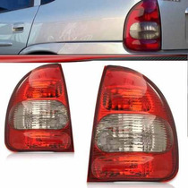Lanterna Traseira Corsa Sedan 2002 2001 2000 Classic 06 A 03