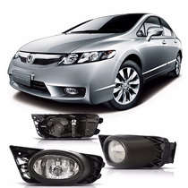 Kit Farol De Milha New Civic 2009/2010/2011