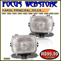 Farol Principal Hilux 91 92 93 94 95 96 97 98 99 00 01