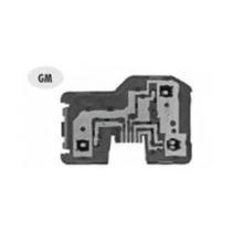 Circuito Impresso Lanterna Traseira Monza 82/90 Direito/esq.