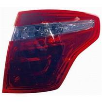 Lanterna Traseira Citroen C4 Picasso 08 09 10 11 2012 Ld