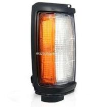 Lanterna Dianteira Mitsubishi L200 Gls / Gl Borda Preta !!!