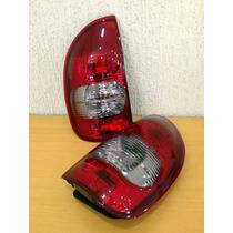 Lanterna Corsa Hatch 4 Portas Corsa Pickup Bolha Ré Fumê