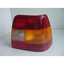 Lanterna Traseira Direita Monza 91/96 Tricolor Carto