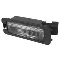 Lanterna De Placa Vw Fox Gol G-4 Com Soquete