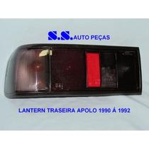 Lanterna Traseira Sinaleira Apolo 90 91 92