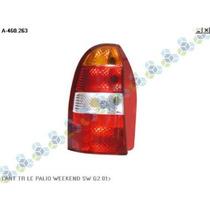 Lanterna Traseira Le/ld Palio Weekend Sw G2 01/...