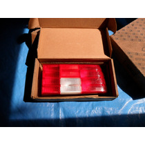 Lanterna Traseira Monza Gm Original Carto Ld Moldura Friso