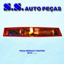 Pisca Master Lanterna Dianteira Renault Master 2010