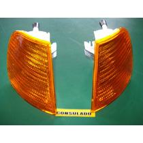 Lanterna Dianteira Polo Classic 97 98 99 00 Amarela