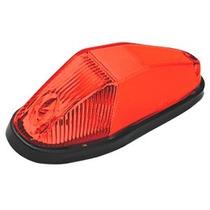 Lanterna Teto Externa Caminhão Volkswagen Vermelha