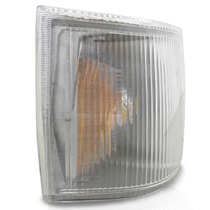 Lanterna Dianteira Uno 1991 A 2002 Cristal Modelo Arteb