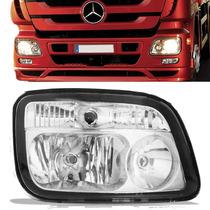 Farol Caminhão Mercedes Actros 2003 2004 2005 2006 2007 Ld