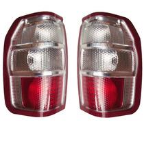 Par Lanterna Traseira Ranger 2010 2011 2012 Novo 10 11 12