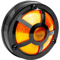 Lanterna Lateral Caminhão Led Gf123