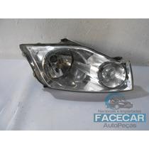 Farol Eco Sport Ford 2007 2008 Até 2011 Lado Direito