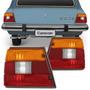 Lanterna Caravan 80 A 83 84 85 86 87 88 89 90 91 92 Tricolor