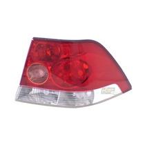Lanterna Traseira Vectra Sedan 06 A 12 Bicolor Depo