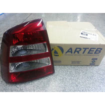 Lanterna Traseira Astra Sedan 2003 Em Diante Bicolor - Arteb