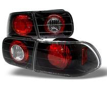Tuning Imports Par Lanterna Altezza Sonar Honda Civic 92/95