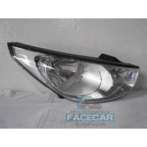 Farol Hyundai Ix35 Lado Direito (passageiro) Original