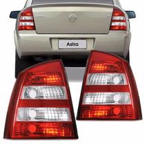 Lanterna Traseira Astra Sedan 04 / 12 Bicolor Direita
