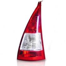 Lanterna Traseira C3 07 08 09 10 11 E 12 Bicolor