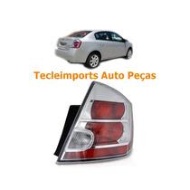 Lanterna Nissan Sentra 2007 2008 2009 2010 Lado Direito Novo