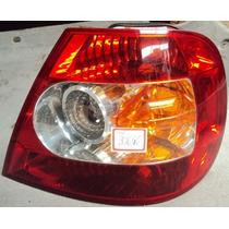 Lanterna Traseira Siena Fire 04/07 Lado Direito Original